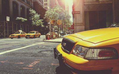 Riesgos de SST de los Taxistas